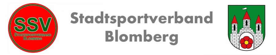 Stadtsportverband Blomberg